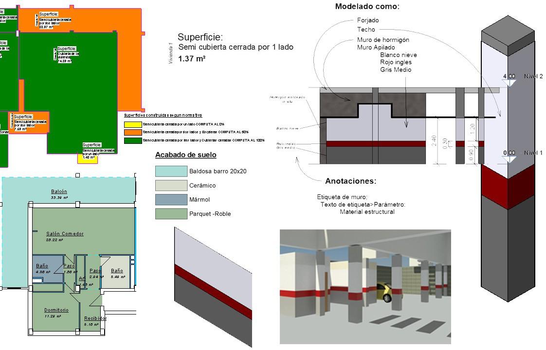 Curso practico de revit de arquitectos para arquitectos for Cursos para arquitectos